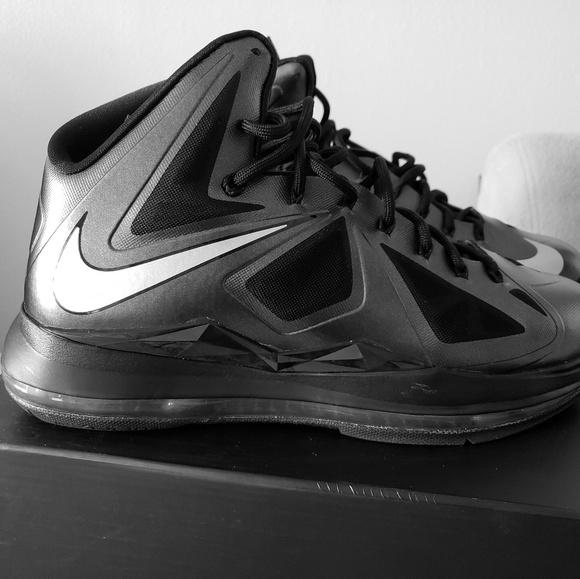Nike Shoes   Mens Lebron X Carbon Shoes